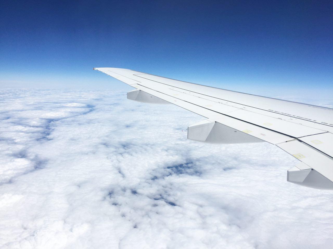 Первый самолёт из Турции прилетел в аэропорт Внуково