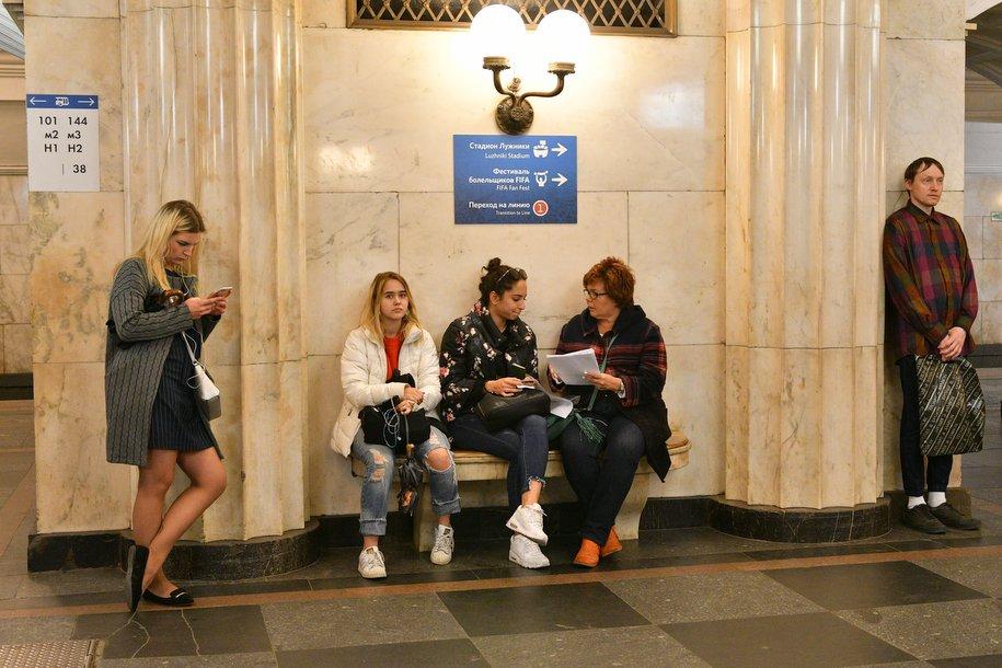 На «серой» ветке метро не ходят поезда от «Серпуховской» до «Южной»