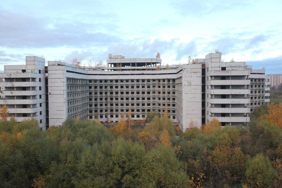 Снос Ховринской больницы может начаться в течение двух месяцев