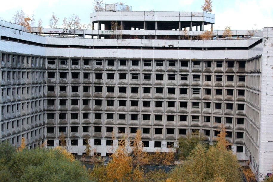 Демонтаж Ховринской больницы начнется осенью
