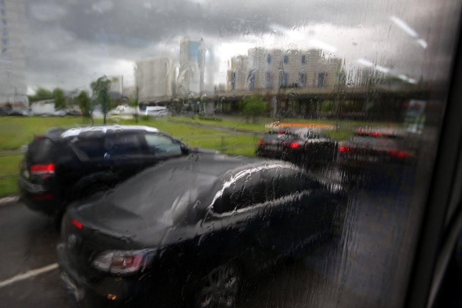 С начала июня в Москве выпало 70% месячной нормы осадков