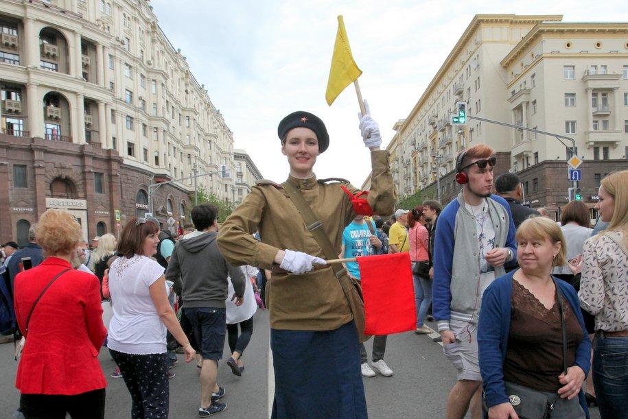 Власти Москвы перенесут празднование Дня России с ул. Тверская в парки по просьбе FIFA