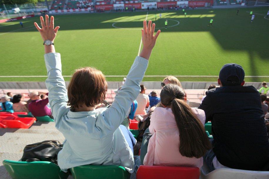 В преддверии ЧМ-2018 в столице пройдет матч ветеранов футбола
