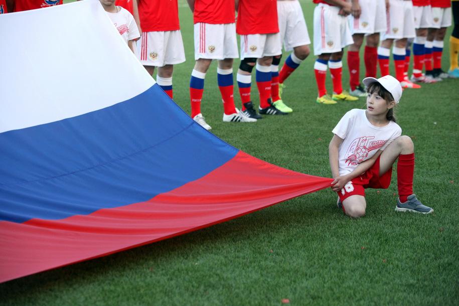 Владимир Путин верит в успех сборной России по футболу на ЧМ-2018