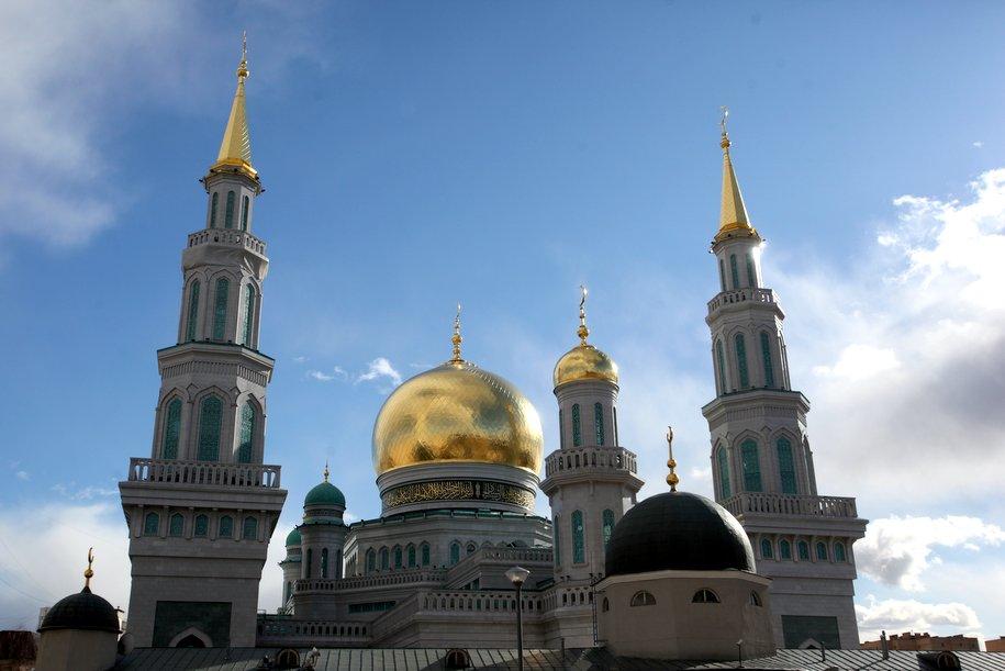 Курбан-байрам отметят во всех мечетях Москвы