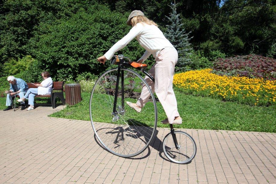 До конца года в парках столицы проложат еще 11 км велодорожек
