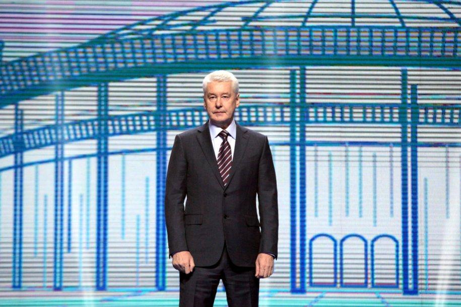 Собянин призвал москвичей стать волонтерами его избирательного штаба