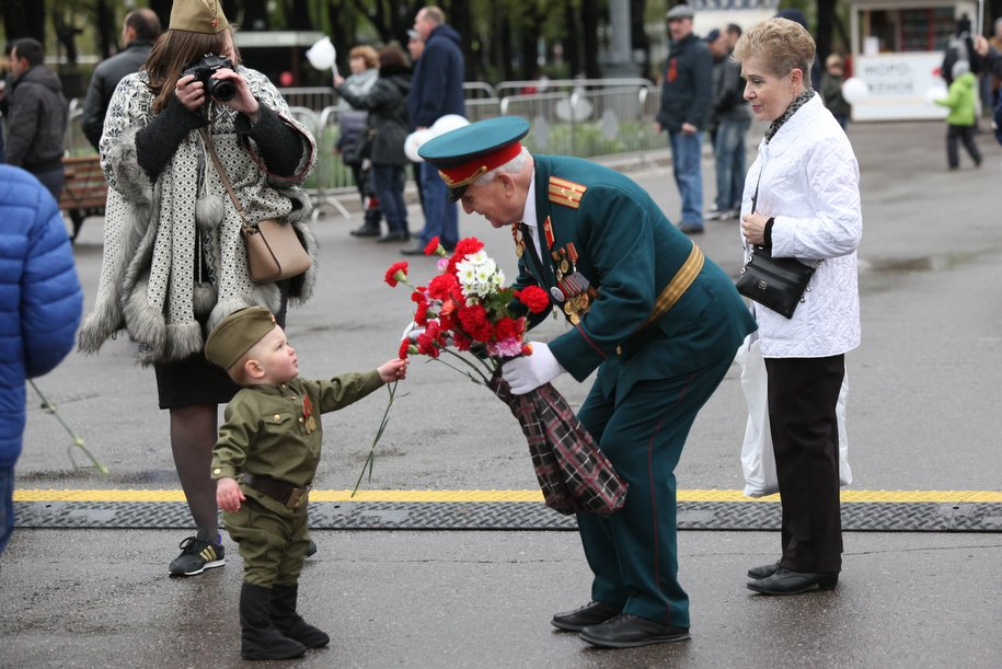 Мэр опубликовал послание ветеранам войны в День памяти и скорби