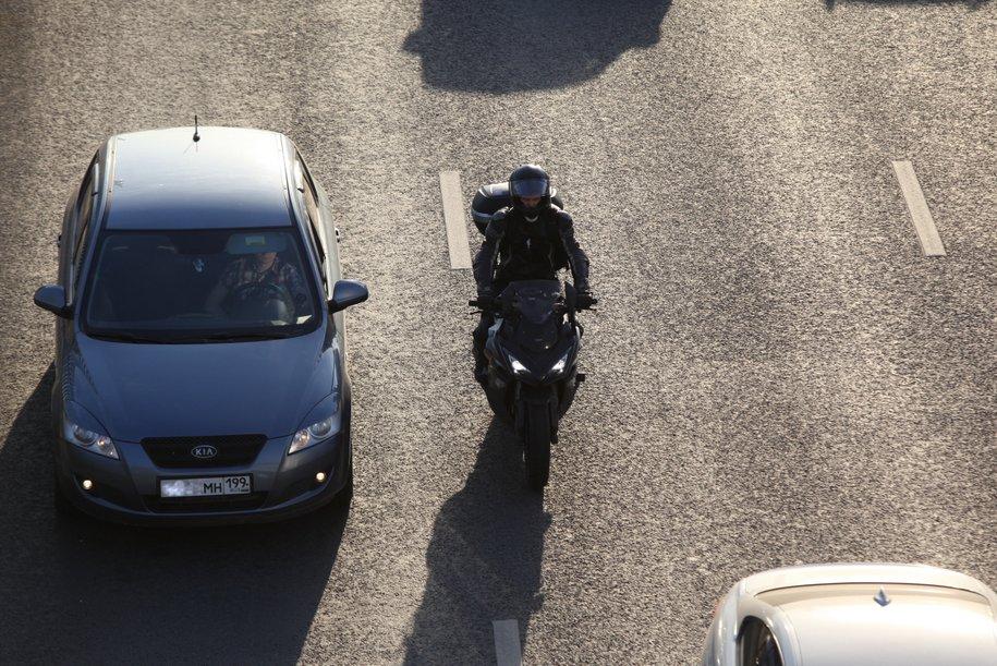 Около 26 км дорог ввели в эксплуатацию в Москве с начала года