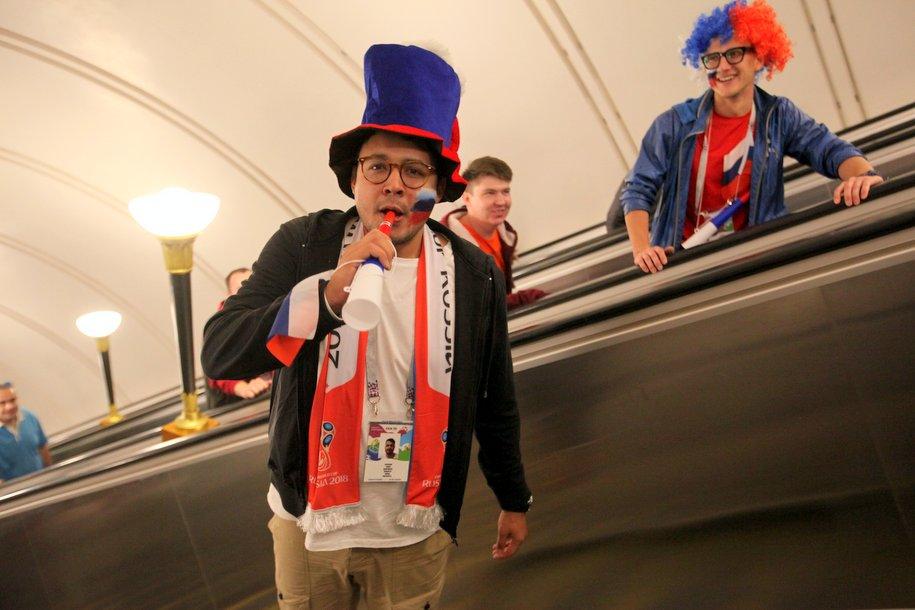 Болельщики смогут посетить экскурсии в столичном метро со скидкой