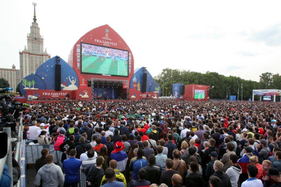 На встречу со сборной России пришли 24 тысячи болельщиков
