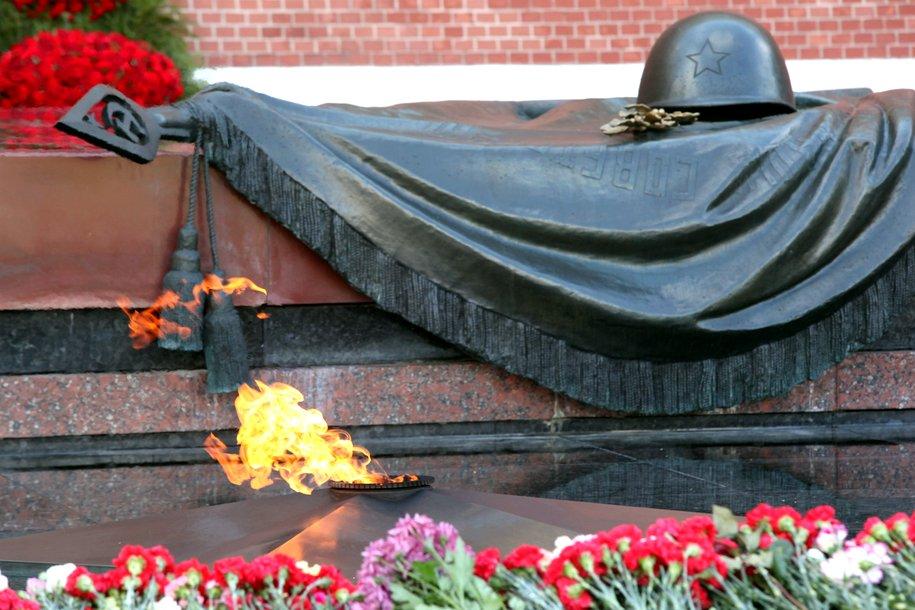 В Александровской саду пройдет акция «Вахта памяти» 22 июня