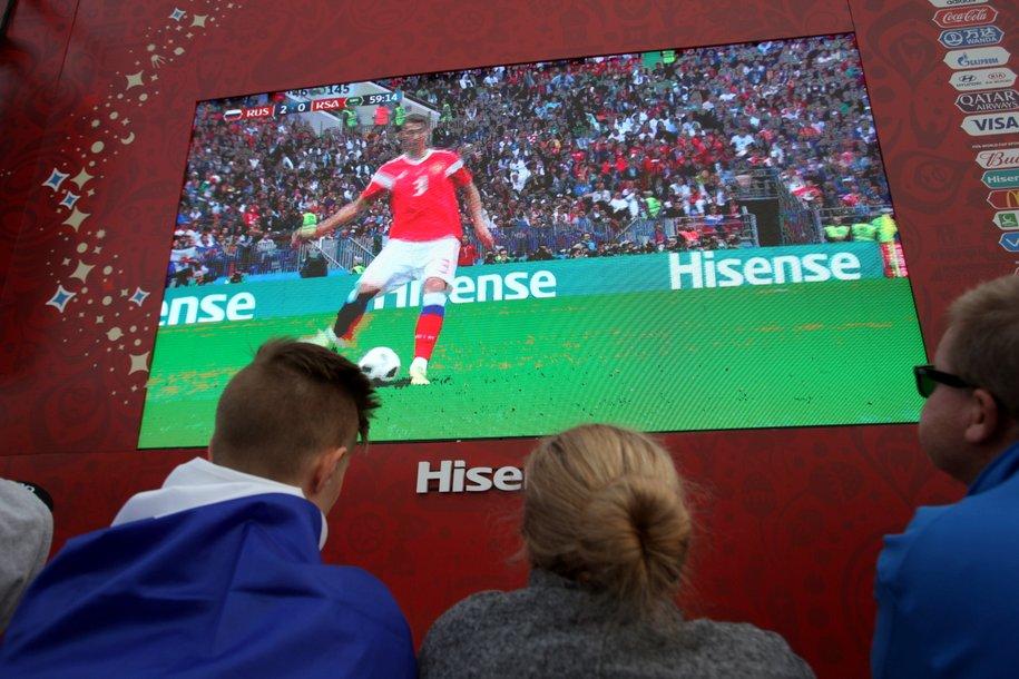 Трансляцию матча между сборными России и Испании можно будет посмотреть в Музее Победы