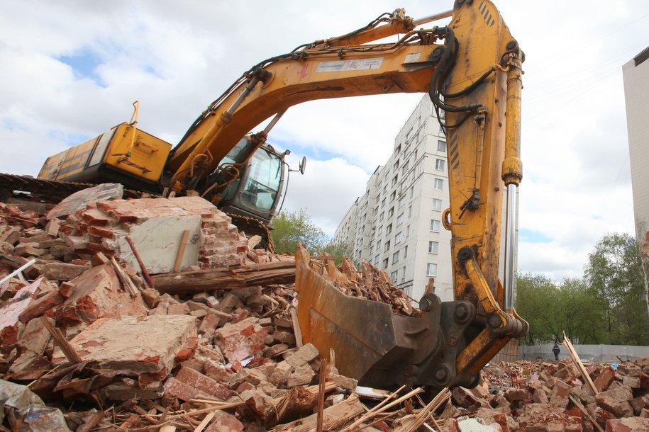 До конца года снесут 17 пятиэтажек «первой волны» домостроения