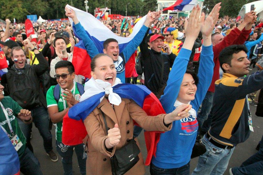 Московский матч попал в тройку самых посещаемых в 30 туре РПЛ