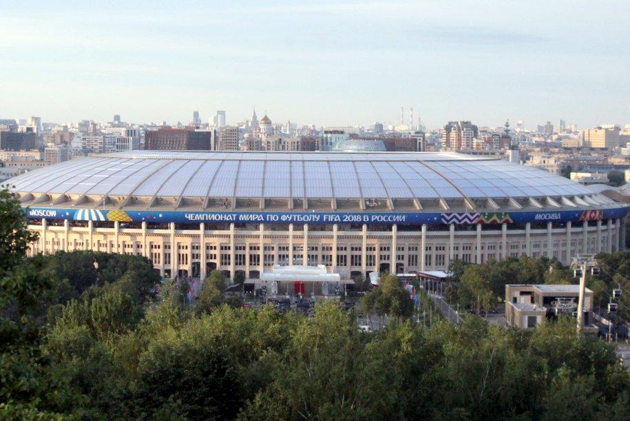 На стадионе «Лужники» ликвидировали потенциальный источник радиопомех