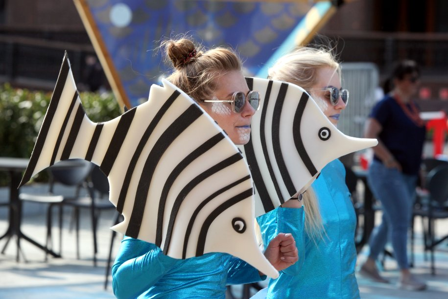 Фестиваль «Рыбная неделя» в Москве посетили более 2 млн человек