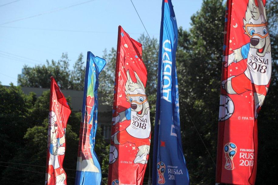 Сегодня возле стадиона «Спартак» будет ограничено движение
