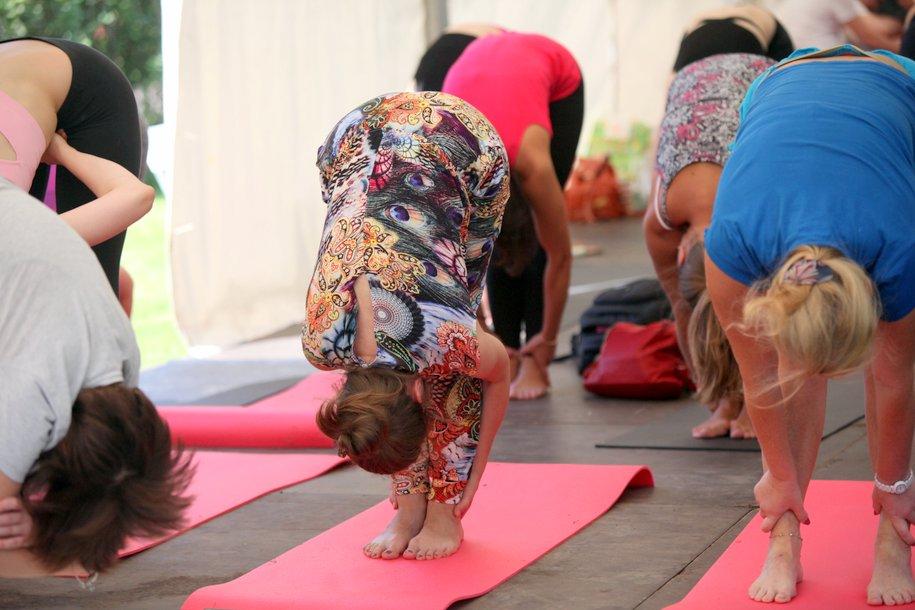 Международный день йоги пройдет 24 июня в музее-заповеднике «Царицыно»
