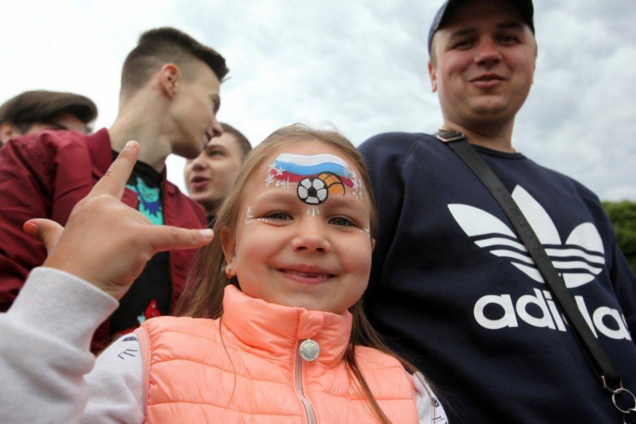 В Сокольниках стартовал праздник футбола