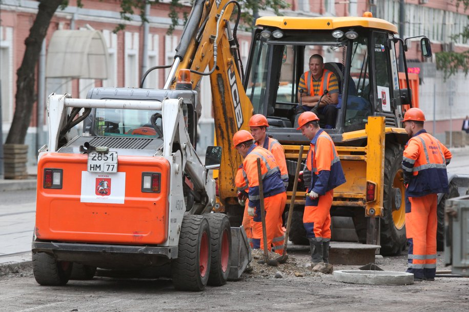 Мэр Москвы рассказал о создании транспортного каркаса в городе