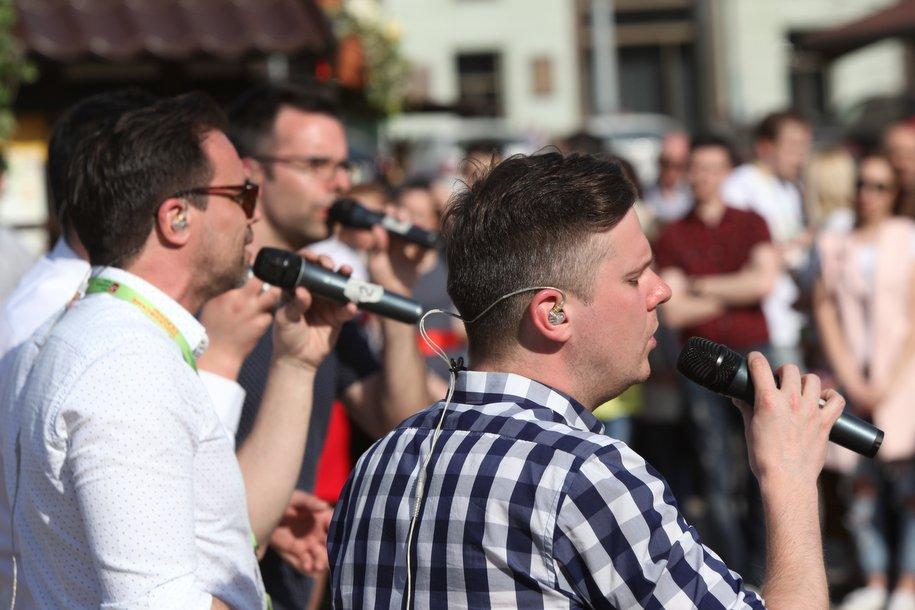В День памяти и скорби в Москве пройдет акция «Парки поют»
