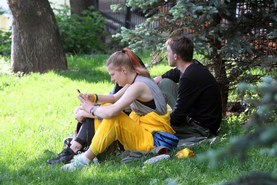 «Желтый» уровень опасности объявлен в Москве 27 июня из-за риска возникновения пожаров