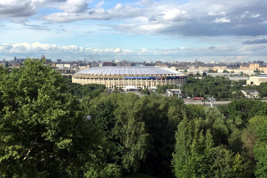 Владимир Путин рассчитывает на эффективное использование стадионов после ЧМ-2018
