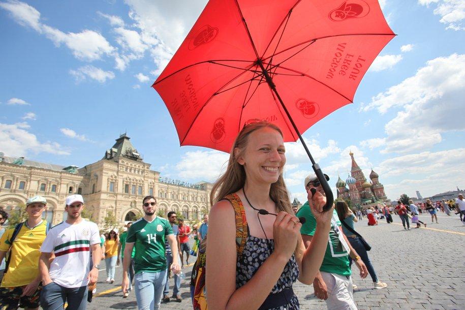 «Желтый» уровень опасности объявлен в Московском регионе вечером 7 июля
