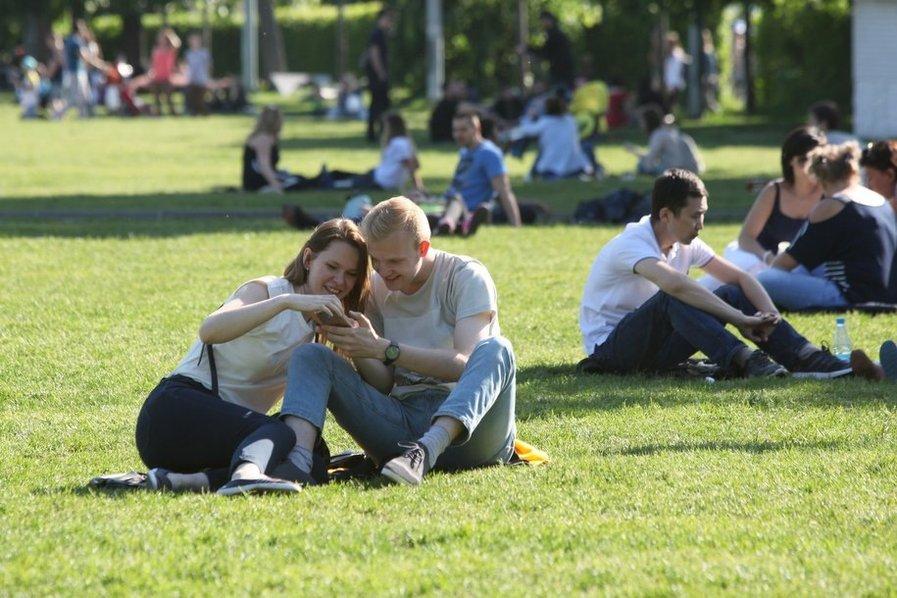 В Москве готовятся ко Дню семьи, любви и верности