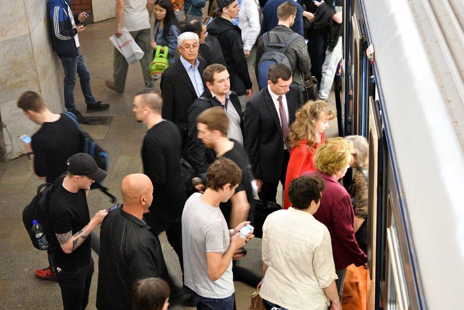 В Москве впервые откроют семь станций метро одновременно