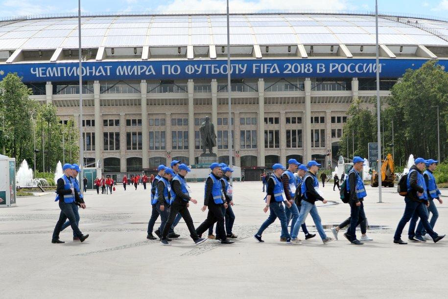Стадион «Лужники» достойно покажет себя на ЧМ-2018 — Хуснуллин