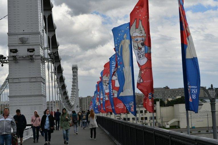 В выходные в Москве ожидаются грозы и усиление ветра
