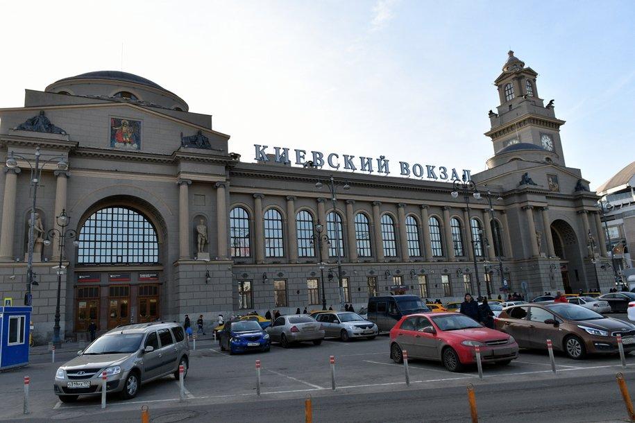Демонстрационный павильон МЦД появится на площади Киевского вокзала