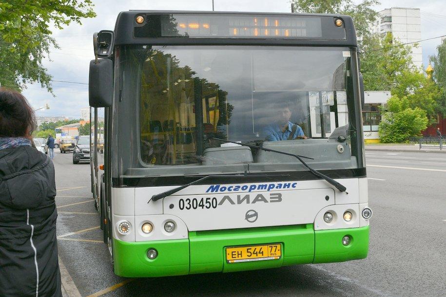 На время закрытия участка Филевской линии метро запустят компенсационные автобусы