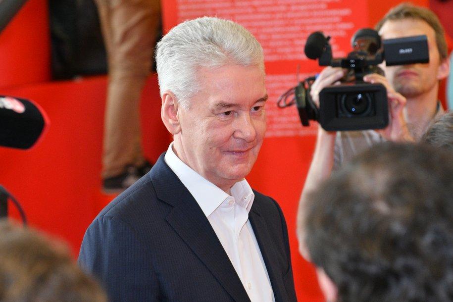 Сергей Собянин подал документы на участие в выборах мэра в качестве самовыдвиженца