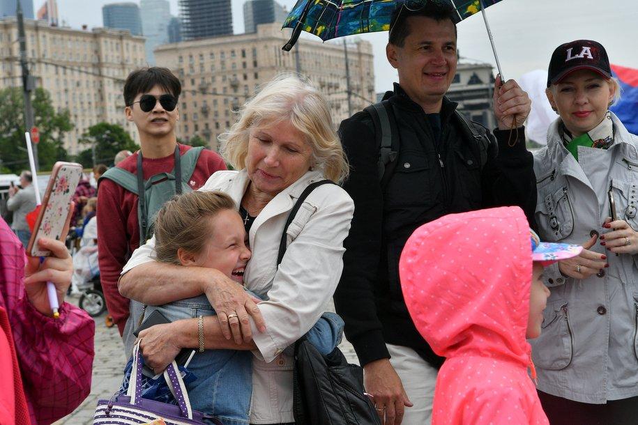 Москва вошла в топ-3 по семейным поездкам на День России