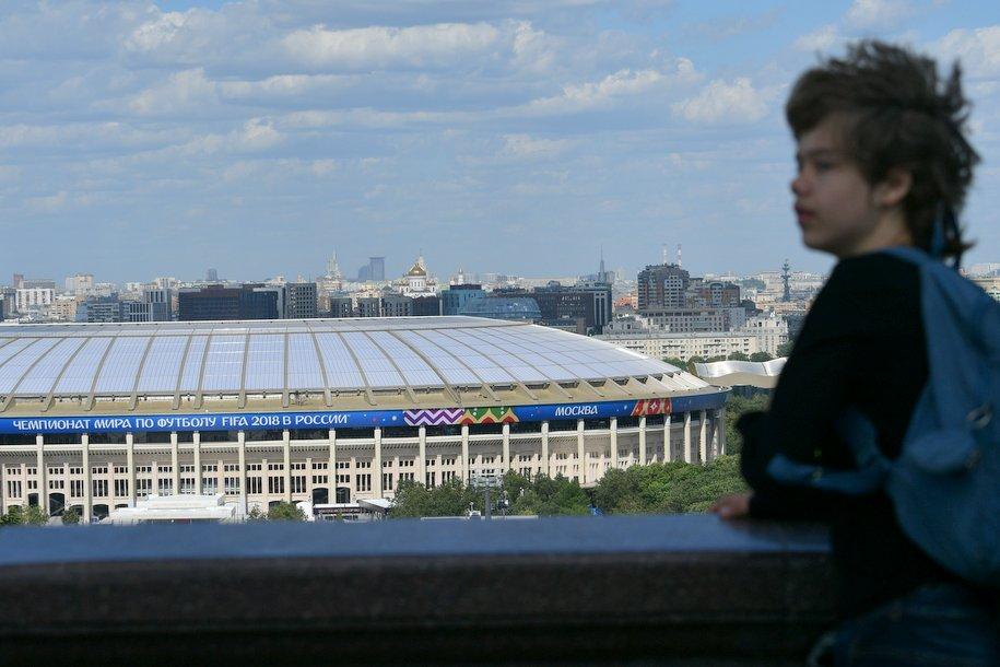 Итоговая стоимость реконструкции стадиона «Лужники» составила 26,6 млрд рублей