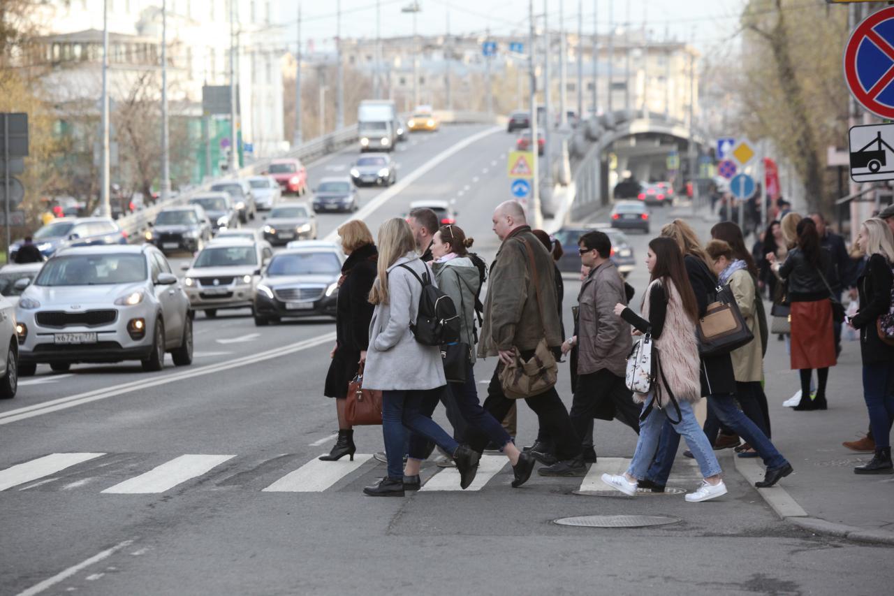 В Москве объявлен «желтый» уровень опасности