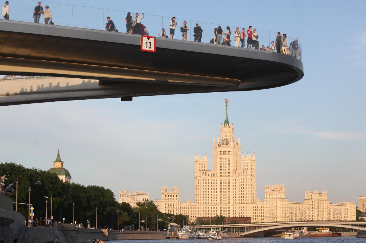 В ближайшие часы в Москве ожидается ухудшение погодных условий