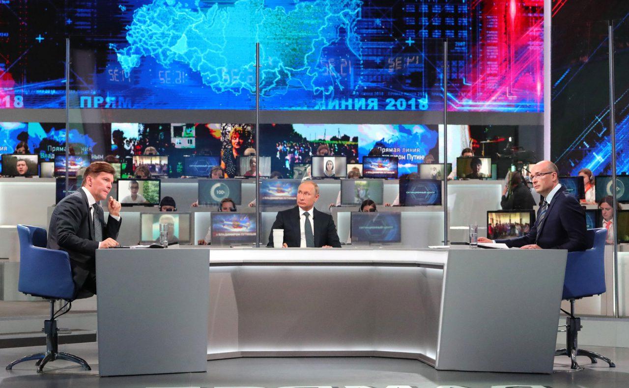 Президент России гарантировал рост экономики в стране