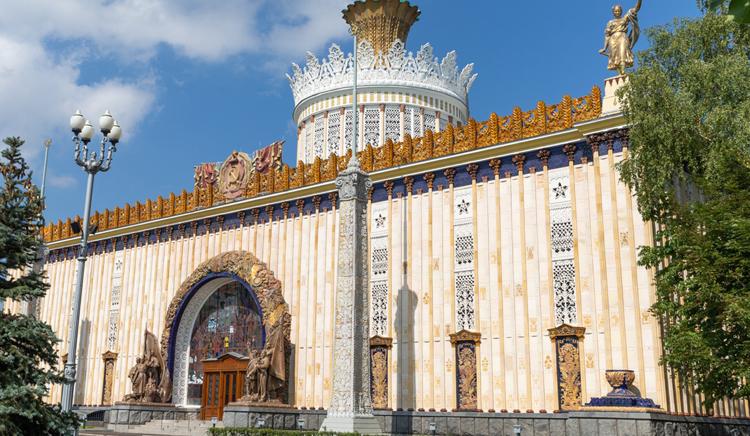 В павильоне «Украина» на ВДНХ откроется Музей славянской письменности