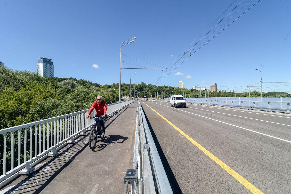 Мост через Канал им. Москвы построят до конца 2019 года