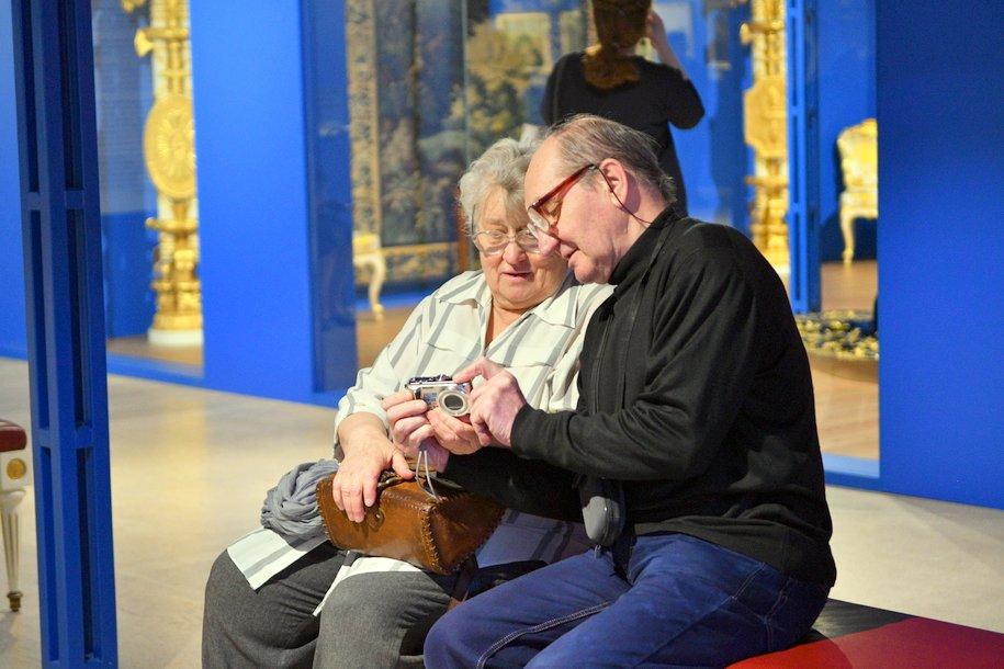 Проект «Московское долголетие» работает в 28 столичных парках