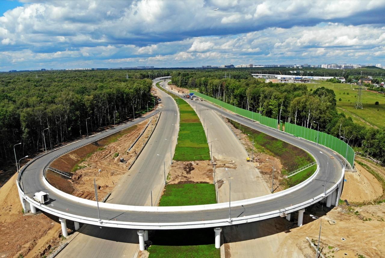 Строительство трассы Солнцево – Бутово – Видное проверили эксперты