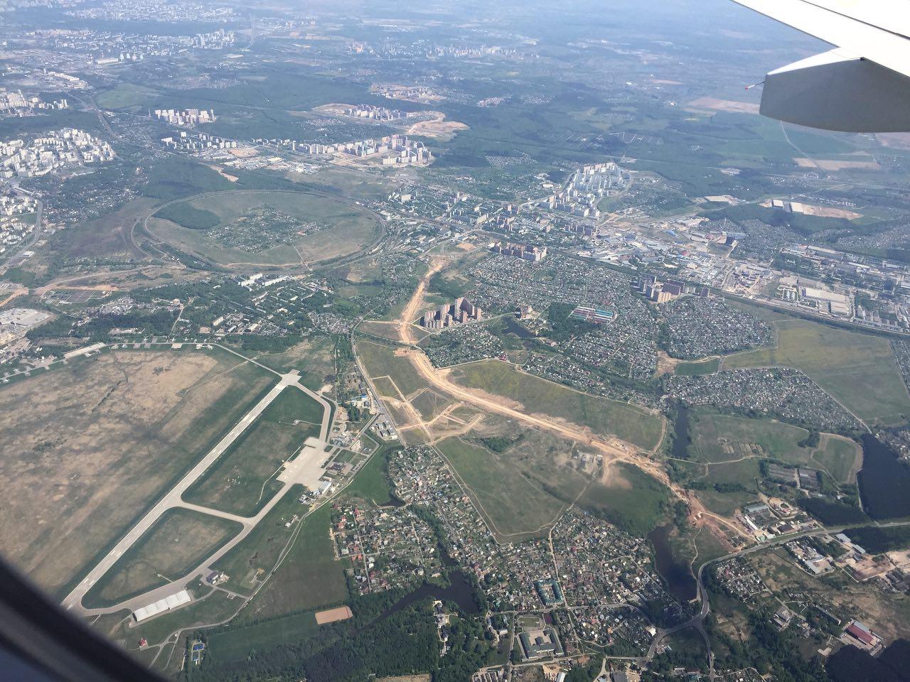 В Москве стартовало строительство дороги от МКАД до аэропорта «Остафьево»