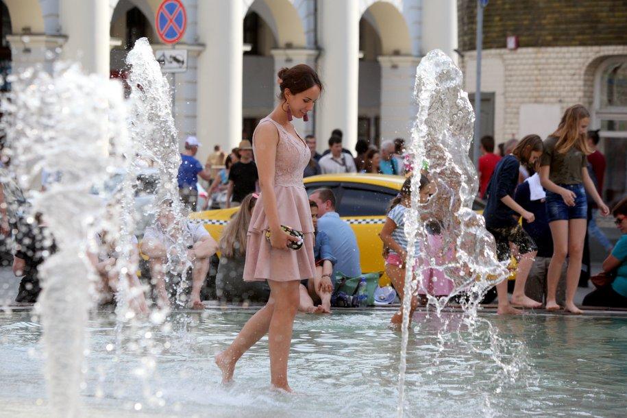 Прошедший июнь стал одним из самых теплых в России за последние 27 лет
