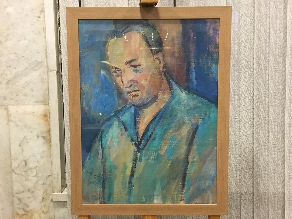 Музей Победы представил репродукцию единственного прижизненного портрета героя Собибора