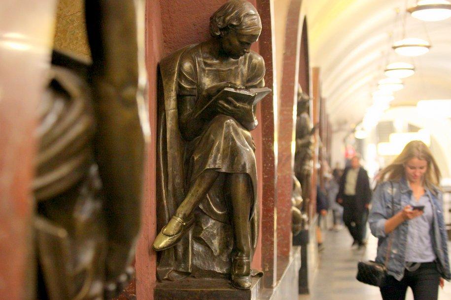 К 80-летию открытия Арбатско-Покровской линии «Музей Москвы» проведет экскурсии