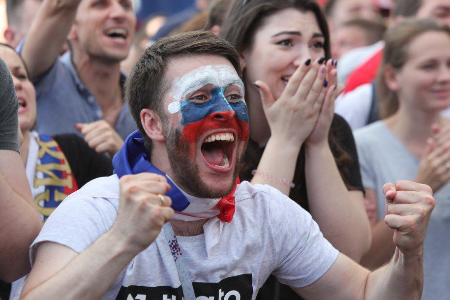 Свыше 611 тысяч зрителей посетили 10 матчей ЧМ-2018 в Москве
